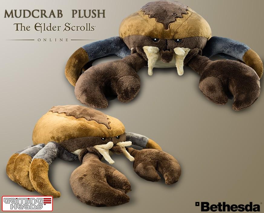 The Elder Scrolls® Online: Mudcrab Plush