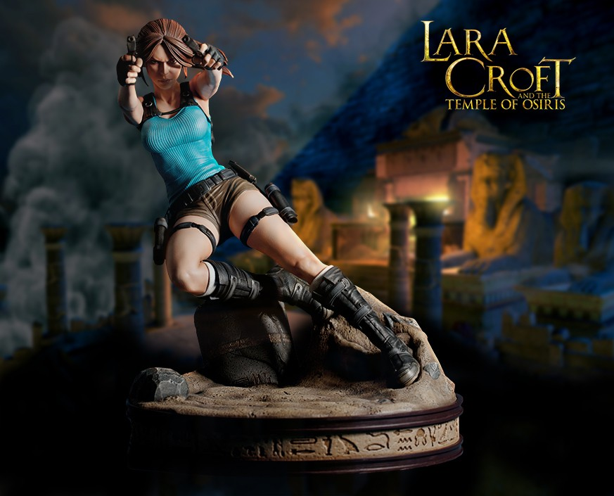 Tomb Raider™: Lara Croft Temple of Osiris Statue