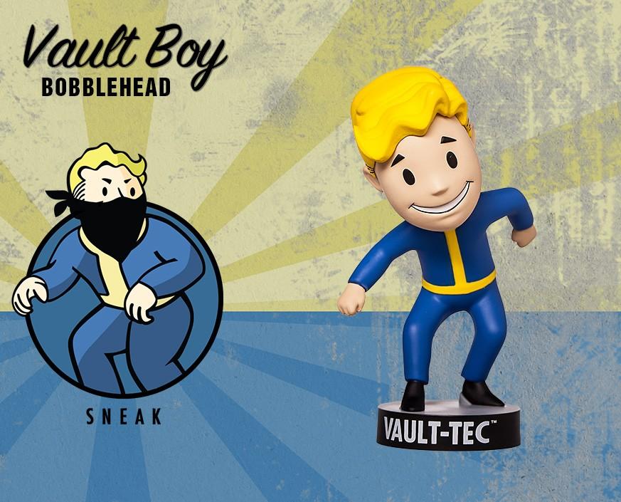 Fallout® 4: Vault Boy 111 Bobbleheads - Series Two: Sneak
