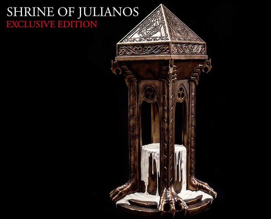 The Elder Scrolls® V: Skyrim™ - Shrine of Julianos Exclusive Statue