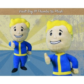 FALLOUT® 4: VAULT BOY 111 THUMBS UP PLUSH