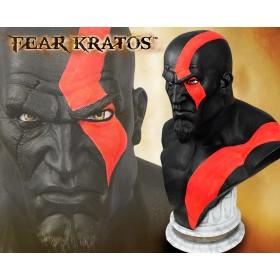 God of War™: Fear Kratos Life Size Bust