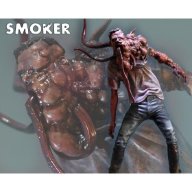 Left 4 Dead 2: Smoker Statue