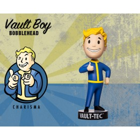 Fallout® 4: Vault Boy 111 Bobbleheads - Series Two: Charisma