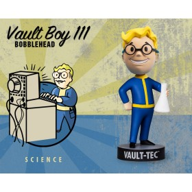 Fallout® 4: Vault Boy 111 Bobbleheads - Series Three: Science