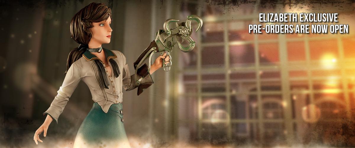 BioShock Infinite Elizabeth Statue