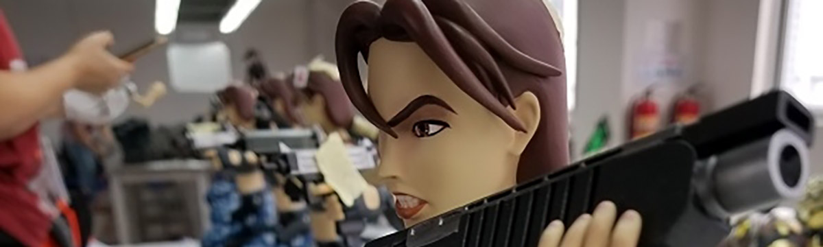 First look at the pre-production samples for the Tomb Raider™ III: Adventures of Lara Croft