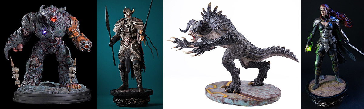 Five Things to Know Before Ordering Your First Statue