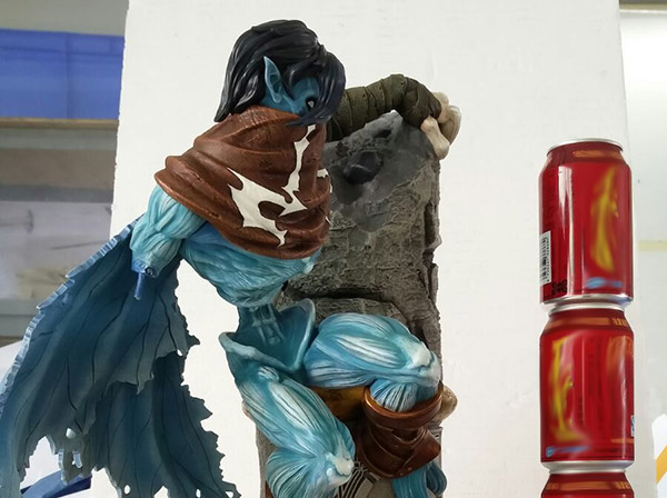 'The Legacy of Kain Series: Soul Reaver™ 2 - Raziel' size comparison
