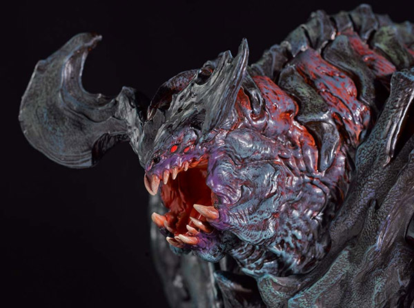 DOOM®: Cyberdemon Exclusive Statue - Exclusives | Gamingheads