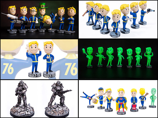We are giving away Fallout items every week!