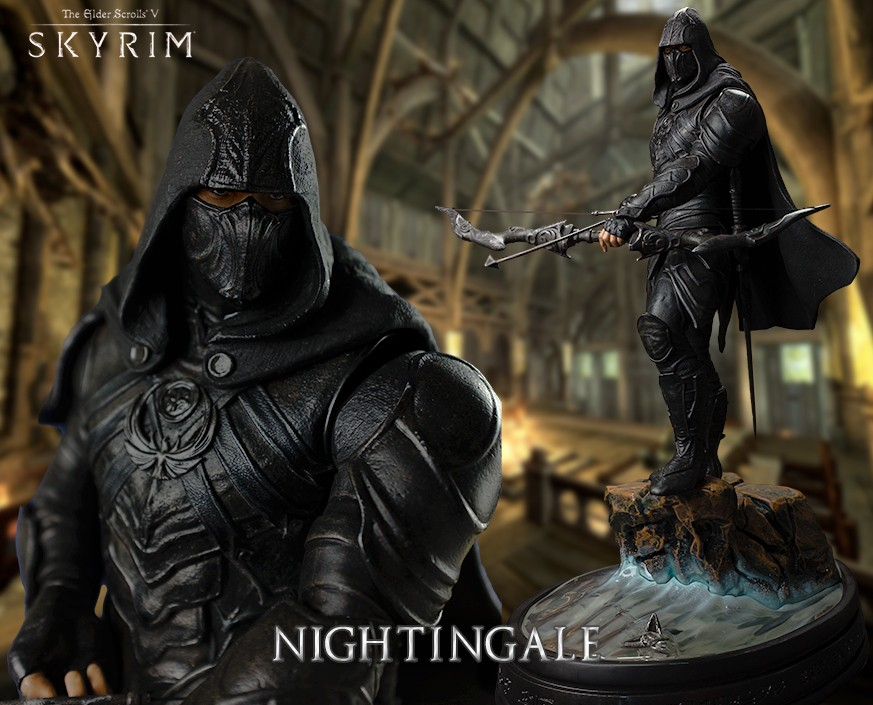 The Elder Scrolls® V: Skyrim™ - Nightingale Statue