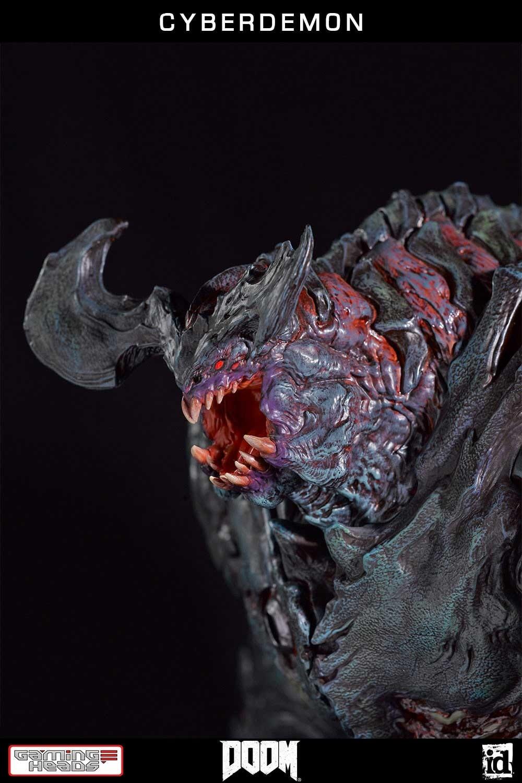 DOOM®: Cyberdemon Regular Statue