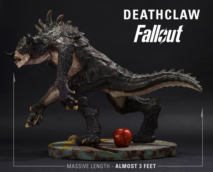 Fallout®: Deathclaw Exclusive Statue