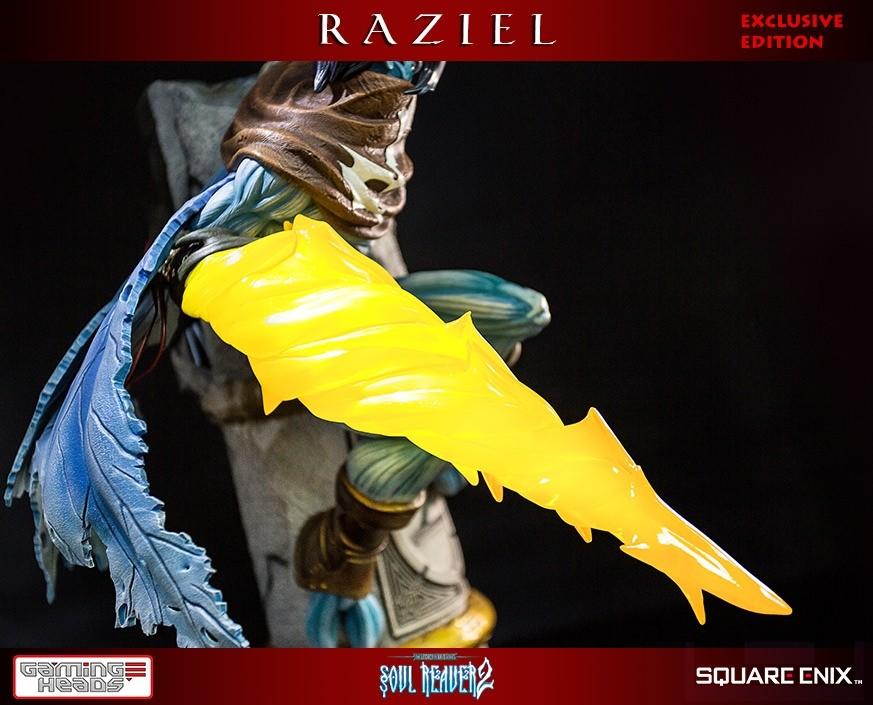 Raziel (yellow light reaver wraith blade)