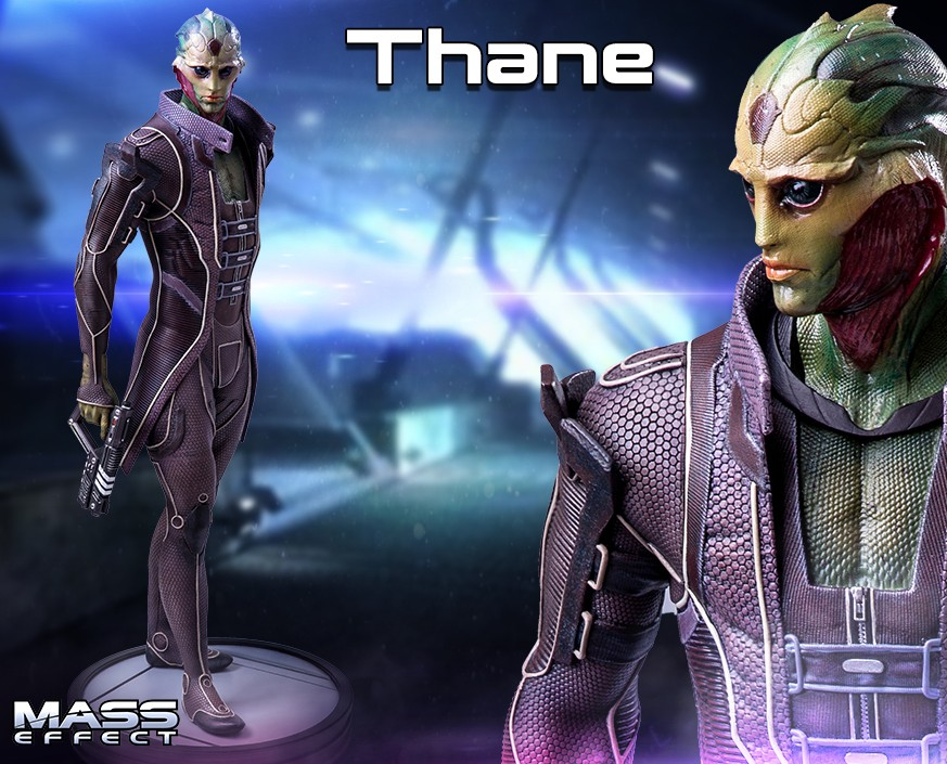 Mass Effect™: Thane statue