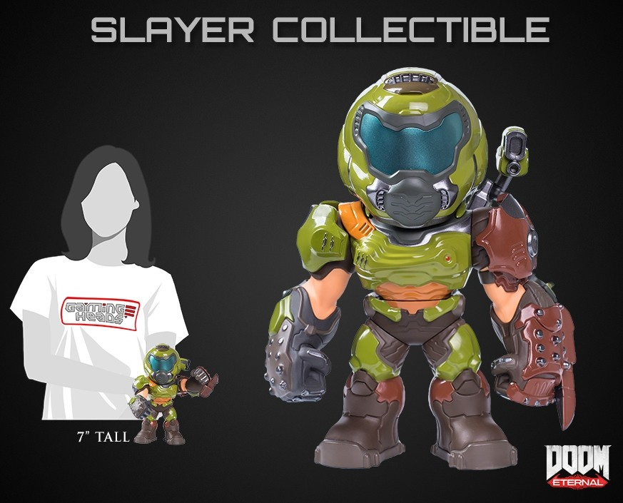 DOOM®: Slayer collectible