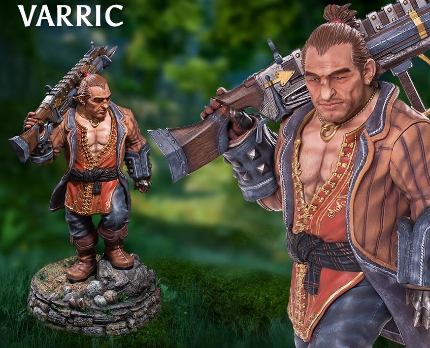 Dragon Age™: Inquisition - Varric Regular statue