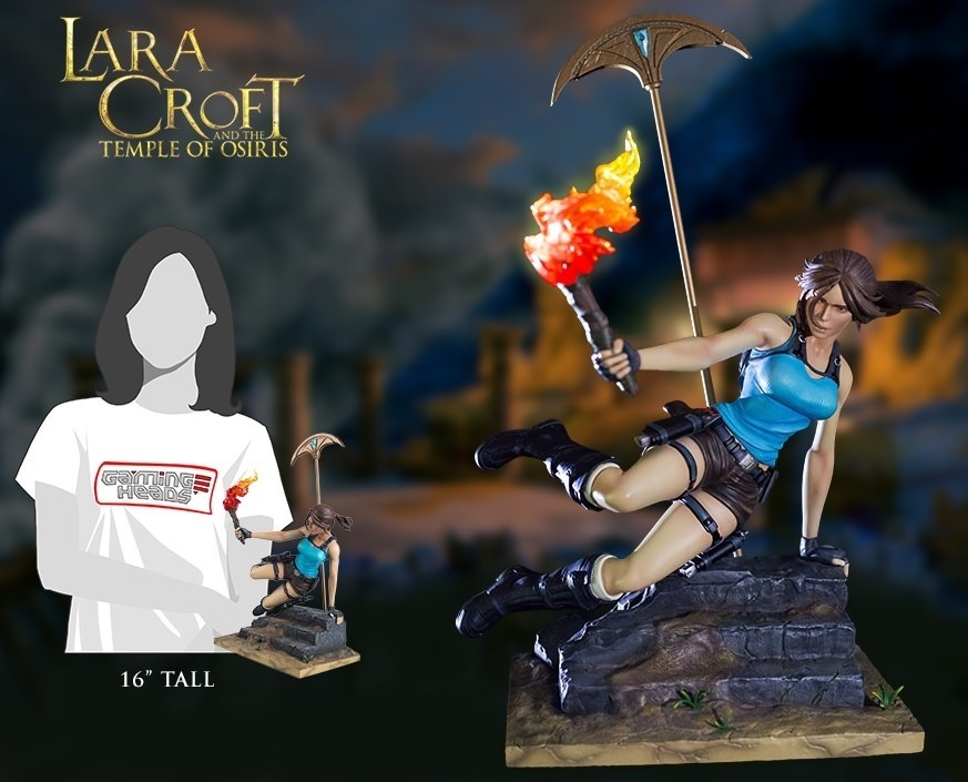 Tomb Raider™: Lara Croft Temple of Osiris Regular Edition Statue