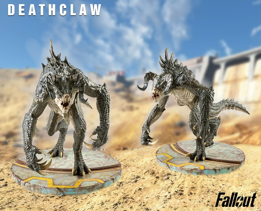 Fallout®: Deathclaw regular statue