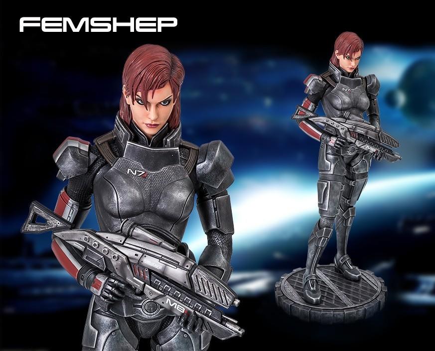 Mass Effect™: Femshep Regular Statue