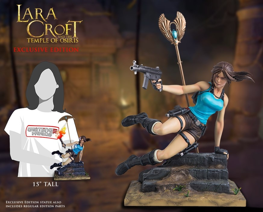 Tomb Raider™: Temple of Osiris - Lara Croft Exclusive Edition Statue