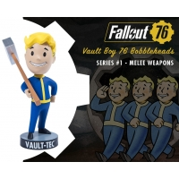 Fallout® 76: Vault Boy 76 Bobbleheads - Series One: Melee Weapons