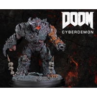 DOOM®: Cyberdemon Regular Statue