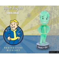 Fallout® 4: Vault Boy 111 Bobbleheads - Series Four: Radioactive Ricochet
