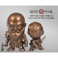 God of War™: Kratos & Atreus Exclusive Mini Figures