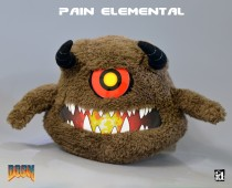 DOOM®: PAIN ELEMENTAL PLUSH