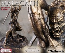 The Elder Scrolls® V: Skyrim™ - Shrine of Malacath Exclusive Statue