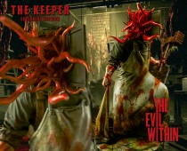 The Evil Within™: The Keeper Exclusive Statue