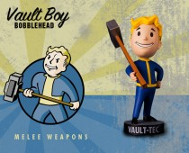Fallout® 4: Vault Boy 111 Bobbleheads - Series One: Melee Weapons
