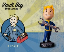 Fallout® 4: Vault Boy 111 Bobbleheads - Series One: Repair