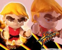 Street Fighter™: Ken Plush