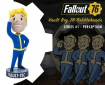 Fallout® 76: Vault Boy 76 Bobbleheads - Series One: Perception