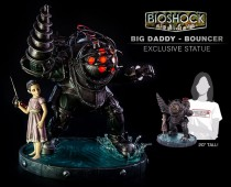 BioShock: Big Daddy - Bouncer Exclusive Statue