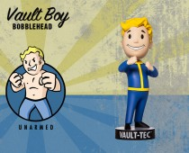 Fallout® 4: Vault Boy 111 Bobbleheads - Series Two: Unarmed