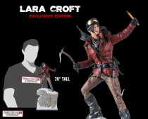 Rise of the Tomb Raider™ - Lara Croft exclusive edition statue