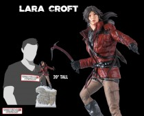 Rise of the Tomb Raider™ - Lara Croft statue