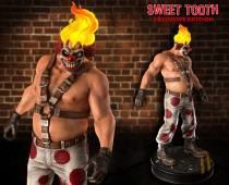 Twisted Metal®: Sweet Tooth Exclusive Statue