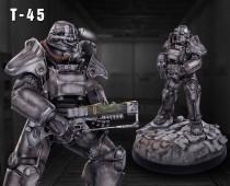 Fallout® 4: T-45 Regular Statue
