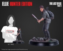 The Last of Us Part II: Ellie Hunter Edition statue