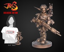 Jak 3 (exclusive edition) statue