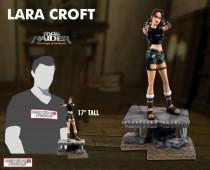 Tomb Raider™: The Angel of Darkness - Lara Croft statue