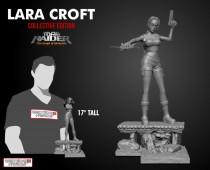 Tomb Raider™: The Angel of Darkness - Lara Croft Collective edition statue