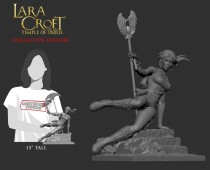 Tomb Raider™: Lara Croft Temple of Osiris Collective Edition Statue