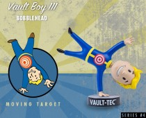 Fallout® 4: Vault Boy 111 Bobbleheads - Series Four: Moving Target