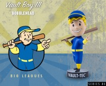 Fallout® 4: Vault Boy 111 Bobbleheads - Series Four: Big Leagues